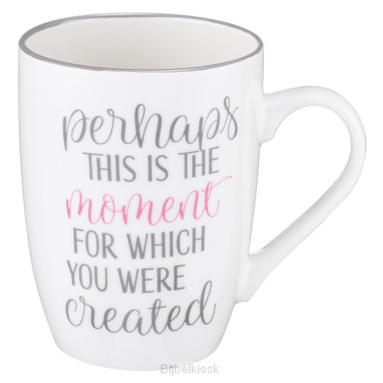 Mug - Perhaps this is the moment