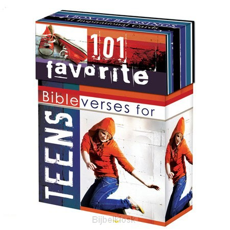 101 favorite bibleverses for teens
