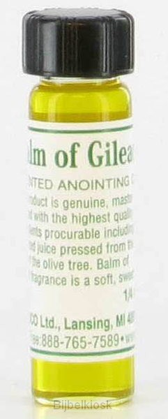 Anointing oil 7,4ml balm of gilead