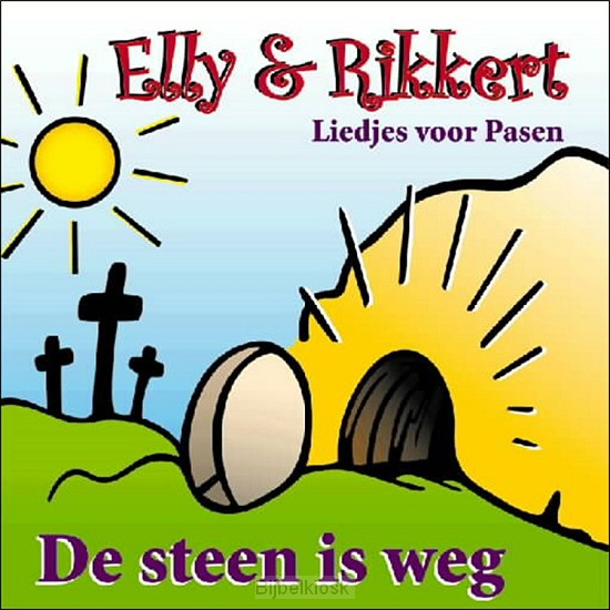 De steen is weg (Pasen)