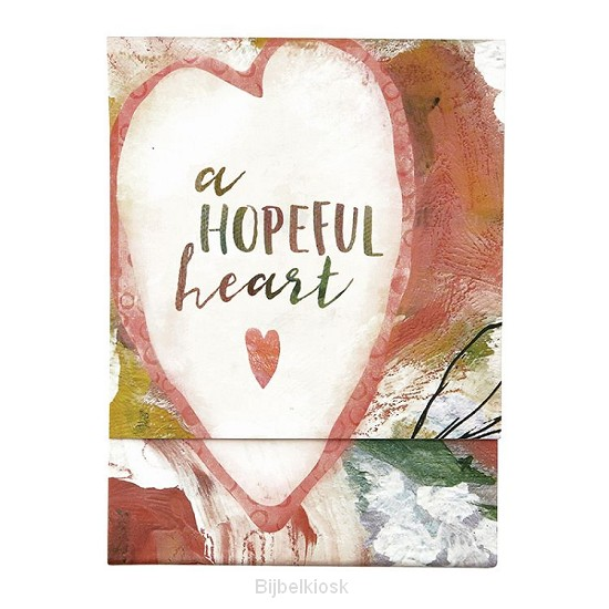 Pocket Notepad Hopeful Heart