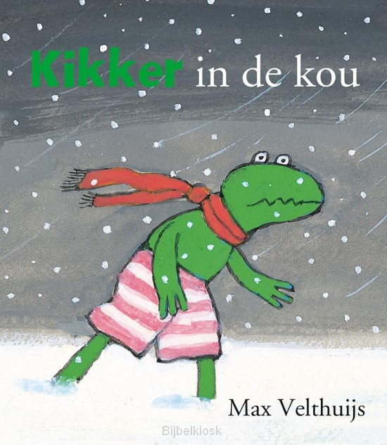 Kikker in de kou Mini